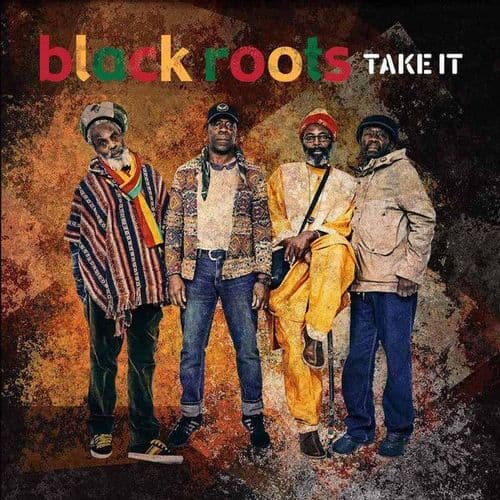 Black Roots<br>Take It<br>CD